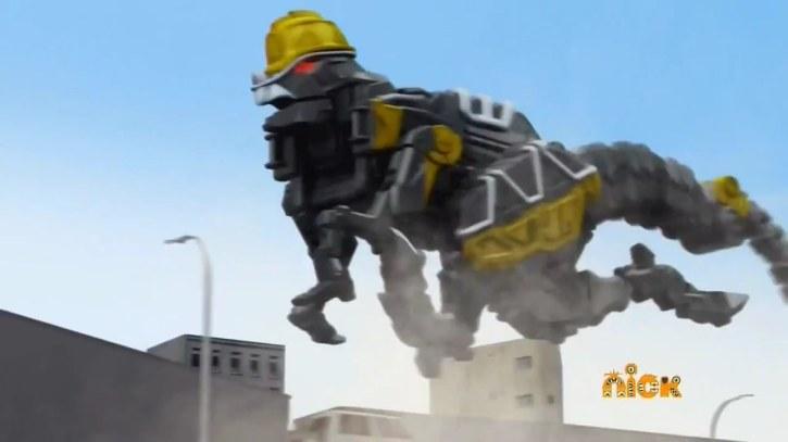 Dino Charge 15