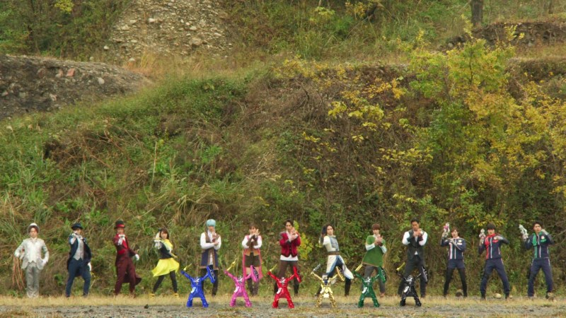 "Good Ol' Review: ""Kishiryu Sentai Ryusoulger VS Lupinranger VS Patranger"" Gets It Right in Strong Team-up Movie"