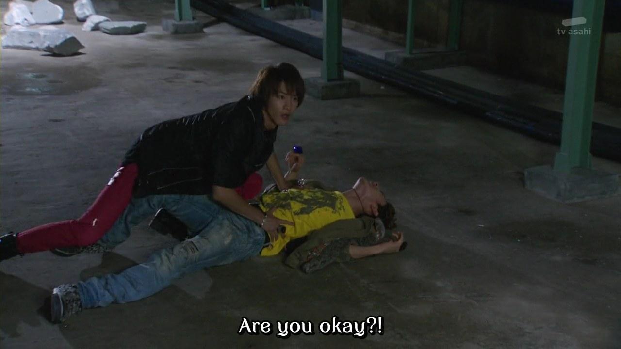 Recap: Kamen Rider Wizard, Episode 48 \u2013 The Philosopher\u0027s Stone ...