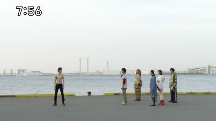 Zyuohger 19