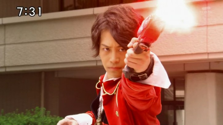 Zyuohger 28