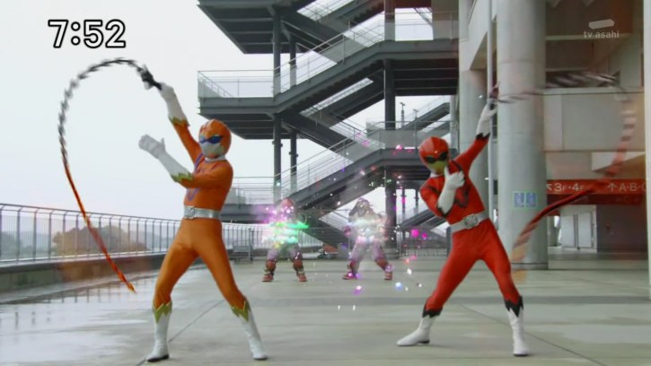 Zyuohger 38