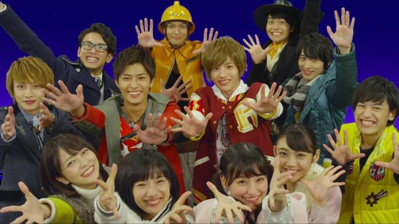 Good Ol' Review: Shuriken Sentai Ninninger vs. ToQger the Movie is Full of Imagination