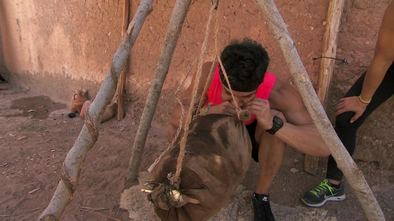 """Recap: The Amazing Race 25, Episode 6 – """"Have you ever milked anything in your life?"""""""