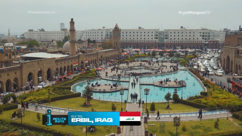 The Amazing Race Philippines: DryedMangoez Edition All-Stars (Season 19), Leg 6 – Iraq