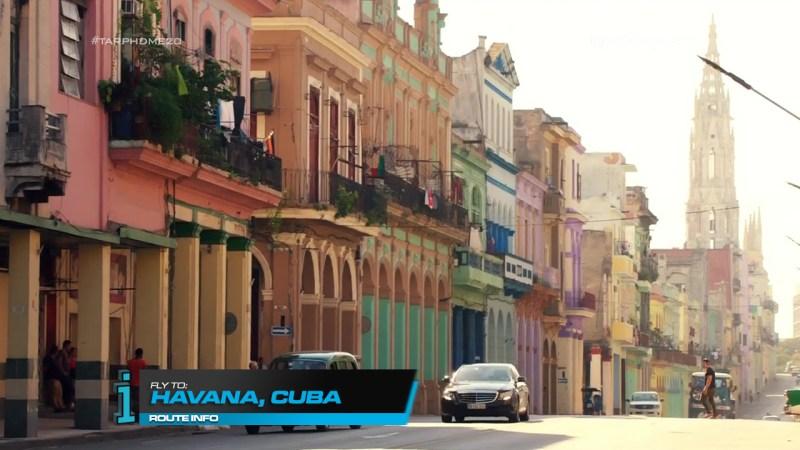 The Amazing Race Philippines vs The World (DryedMangoez Edition Season 20), Leg 10 – Cuba