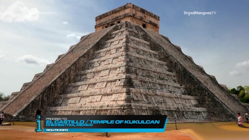 The Amazing Race Philippines vs The World (DryedMangoez Edition Season 20), Leg 11 – Mexico