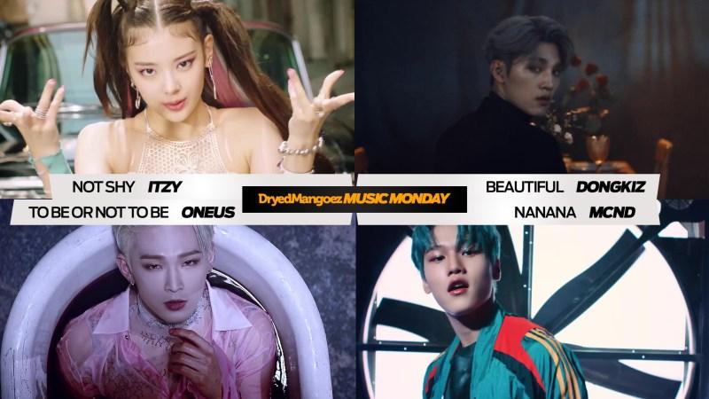 Music Monday, August 24, 2020 – ITZY, DONGKIZ, ONEUS, MCND + Wonho