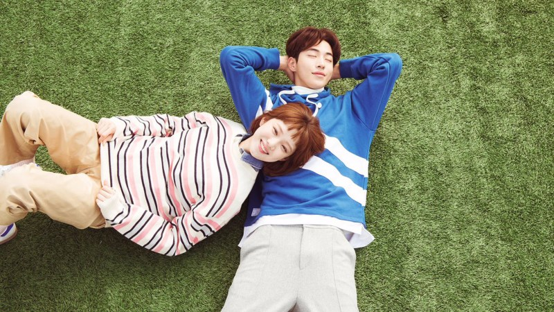 """Good Ol' Review: Endearing, Romantic Weightlifting Fairy Kim Bok Joo Walks with Well-Deserved """"Swag"""""""