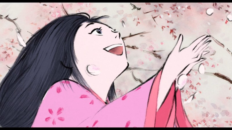 "Good Ol' Review: Isao Takahata's Breathtaking ""The Tale of the Princess Kaguya"""