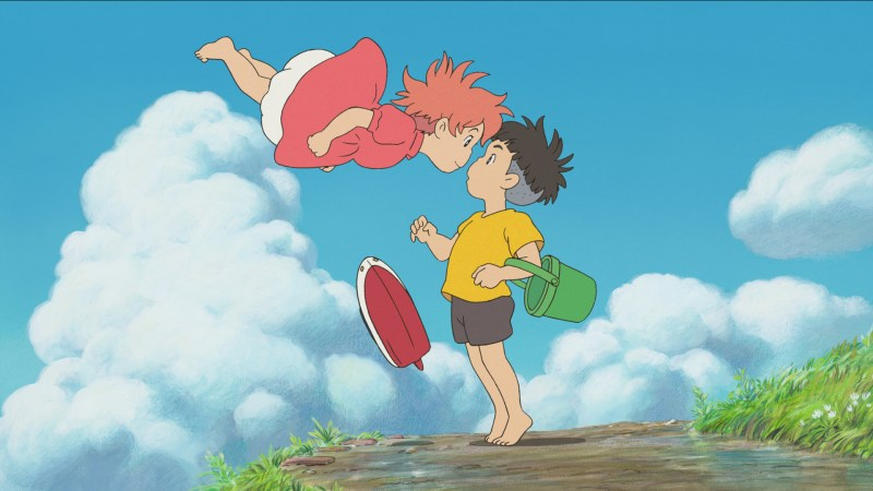 "Good Ol' Review: A Heartwarming and Magical Adventure for Miyazaki's ""Ponyo"""