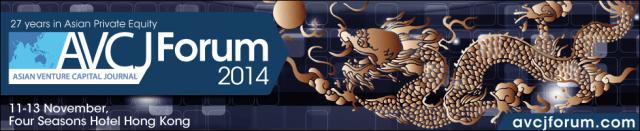 AVCJ Forum 11-13 November 2014