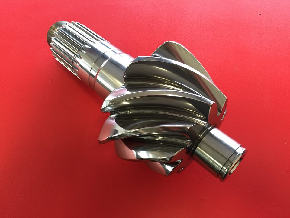 Super-Finishing High Performance Automotive Components [Connecting Rods] with Centrifugal Isotropic Finishing