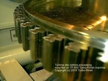TF-500 disc - 2016