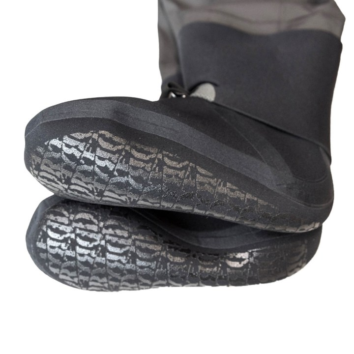 dryft s14 waders stockingfoot and gravel guards