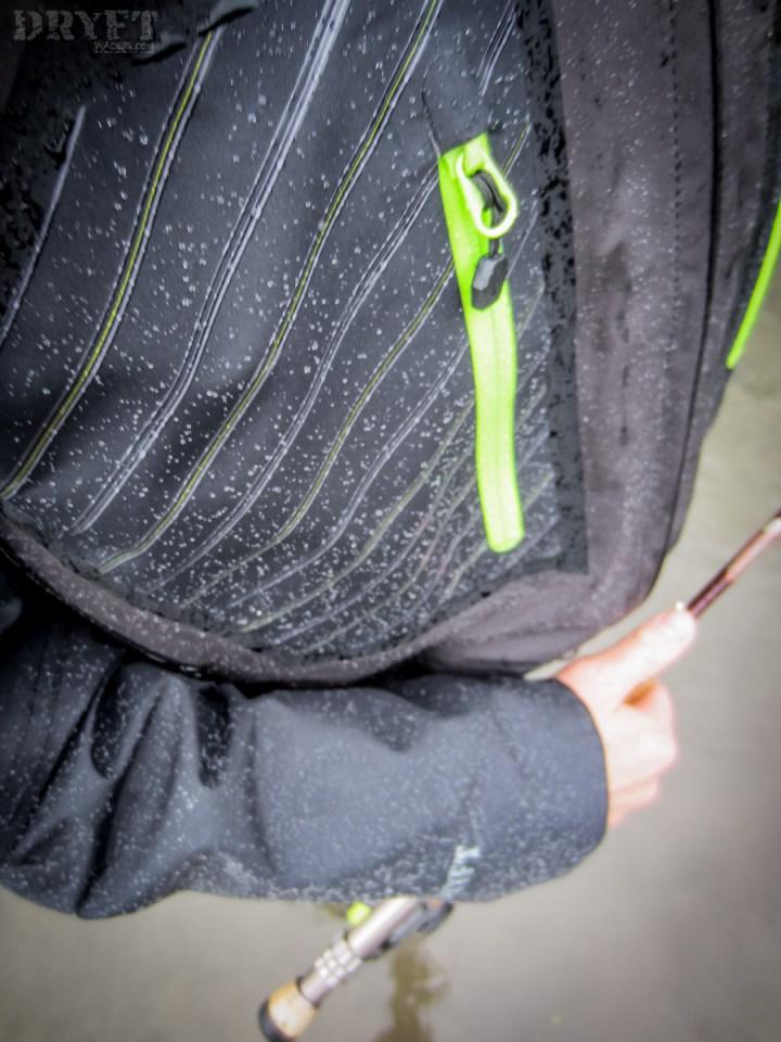 DRYFT Primo Wading Jacket pocket