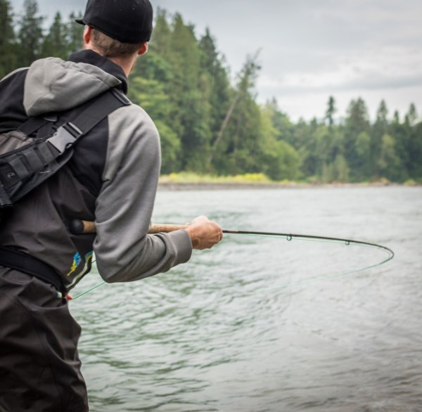 DRYFT S14 Adrenaline waders fly fishing