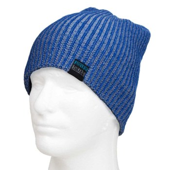 blue dryft beanie