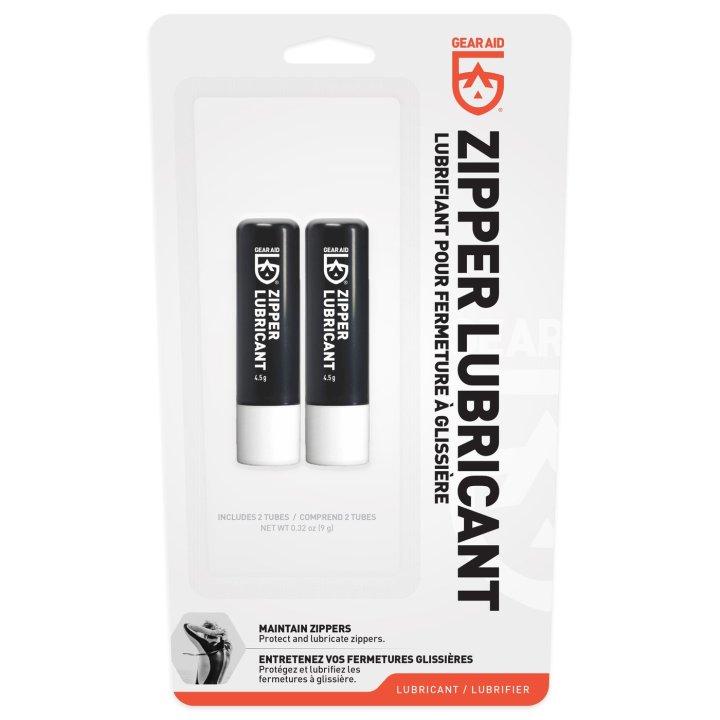 zipper lubricant stick