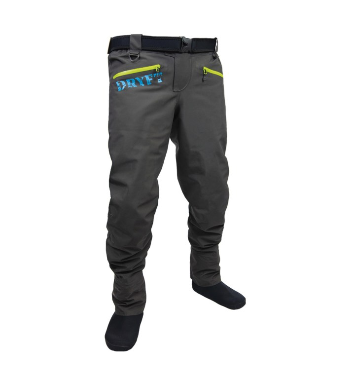 DRYFT Session GD wadng pants - front