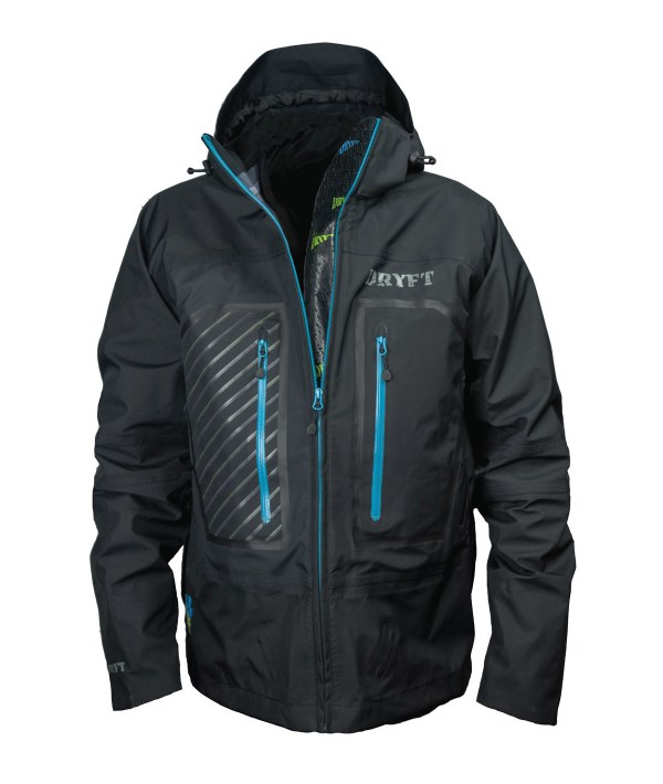 DRYFT Primo long fishing jacket