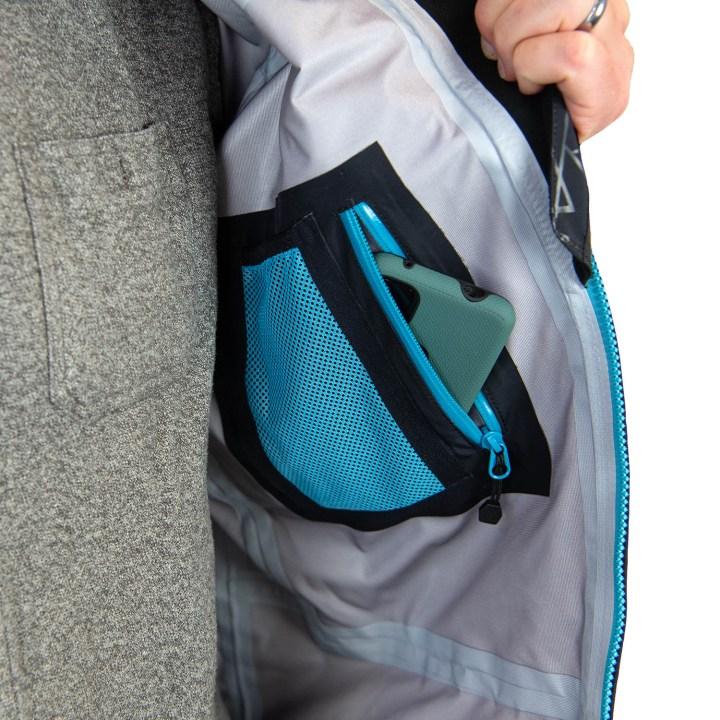 DRYFT Primo Rain Jacket mens inside pocket