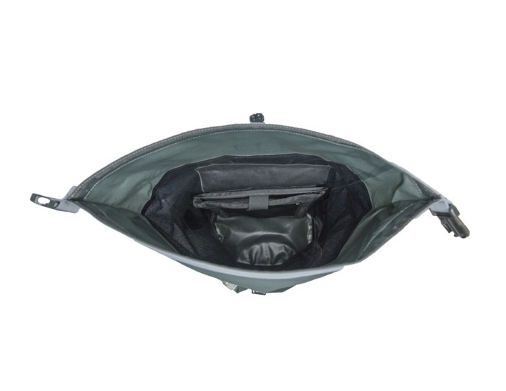 BKCNTRY fishing backpack inside view