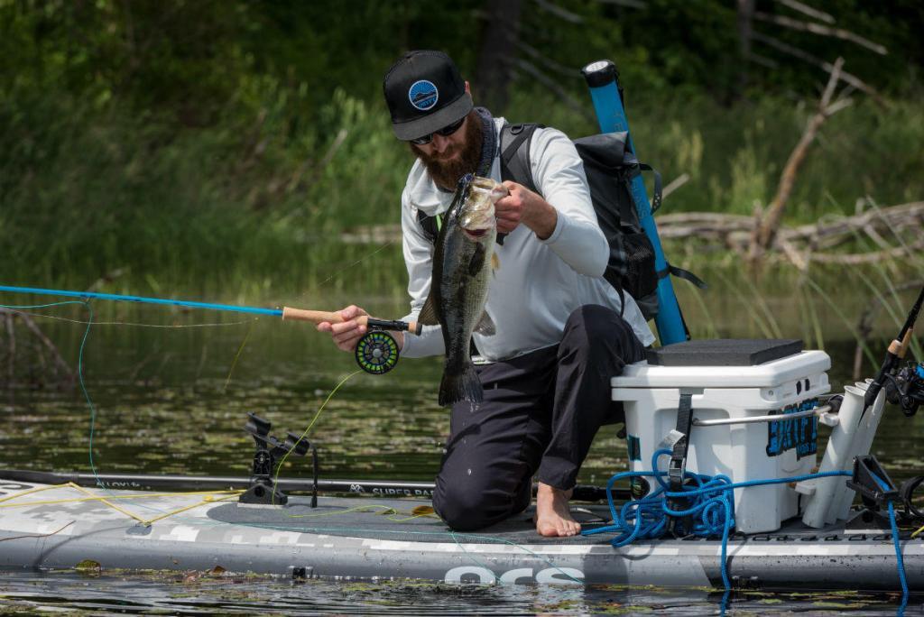 bass fishing DRYFT