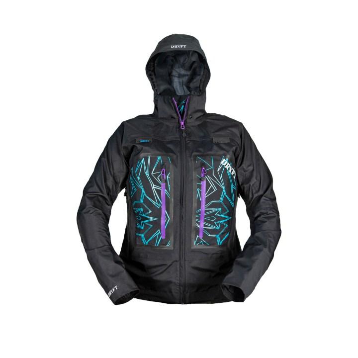 Women's wading jacket - DRYFT Primo Rain Jacket
