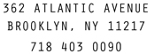 atlantic avenue store address