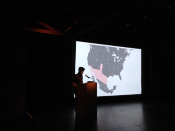 the borderland to Colorado - cultural geography