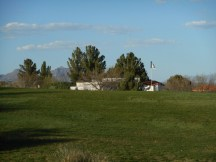 my hood borders a golf course...yes, broad and heavily-irrigated bluegrass fairways