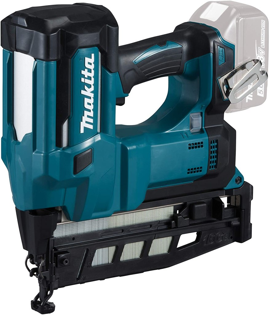 Makita DBN600Z Head Nailer 64 mm