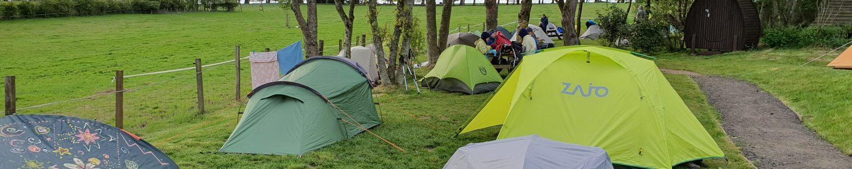 Drymen Camping, Scotland