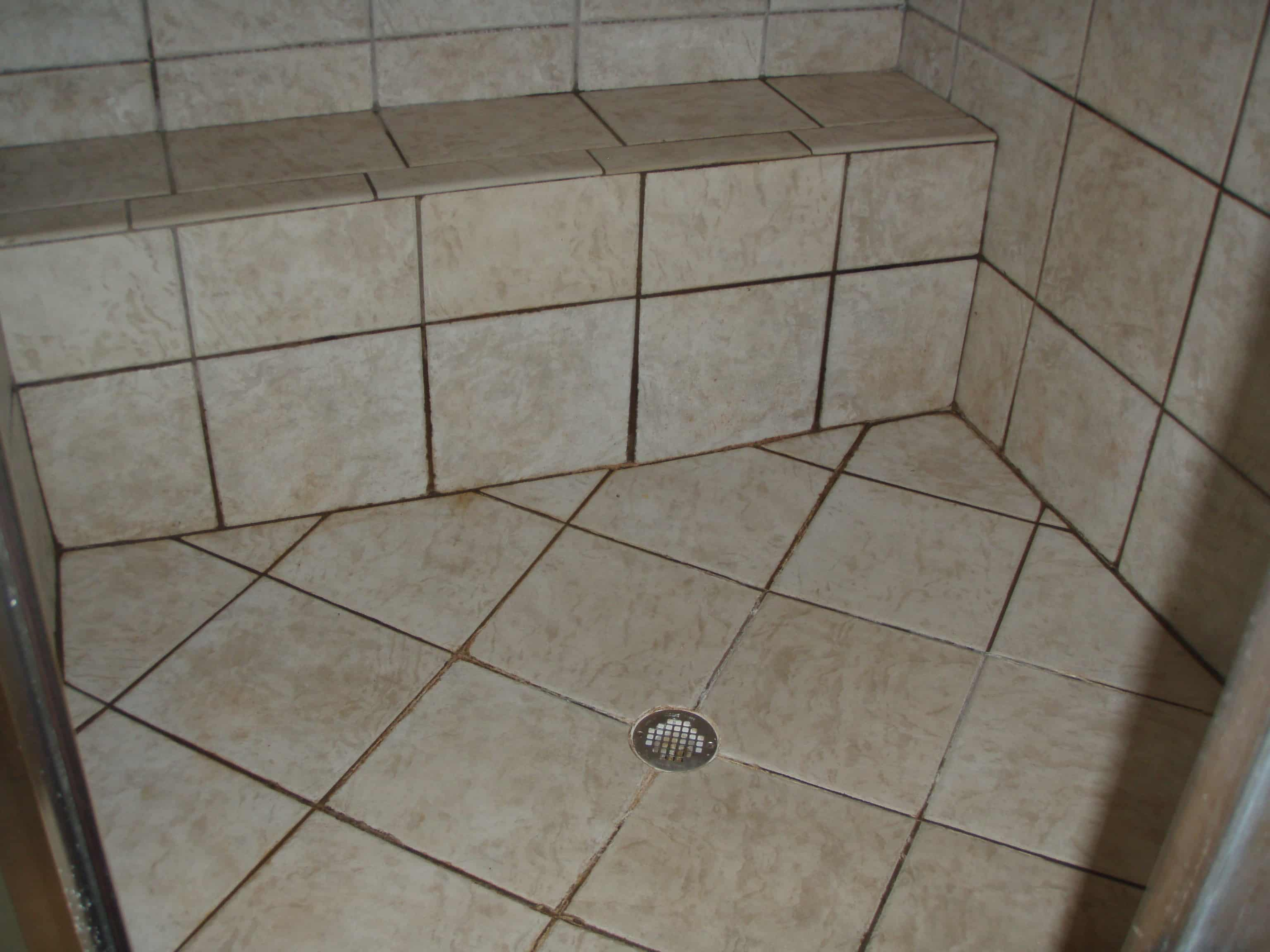 How To Clean Bathroom Tile Grout Tile And Grout Cleaning Cape Cod Dryserv