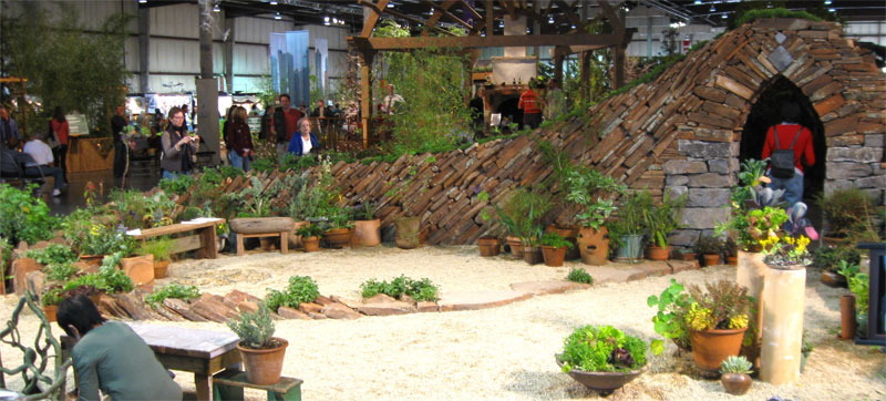 Drystonegarden Blog Archive San Francisco Flower Garden Show