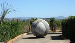 Stone Sculpture by Edwin Hamilton