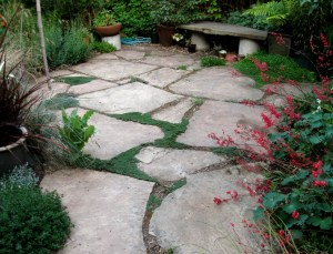 Arizona Flagstone Patio