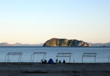 Playa Escondida, Bahia Concepcion