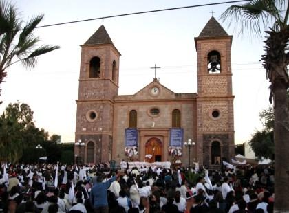 Misión de Nuestra Señora del Pilar de La Paz Airapí