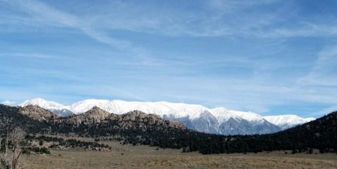 Benton Crags