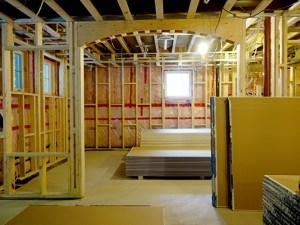 drywall basement Toronto
