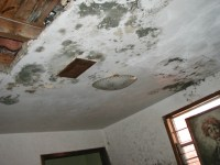 How to Repair Popcorn Textured Ceiling After Water Damage