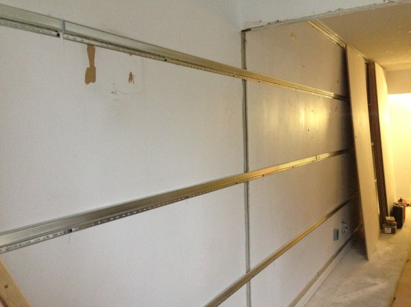 Drywall Resilient Channel Walls