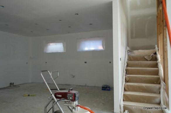 Drywall contractor North York