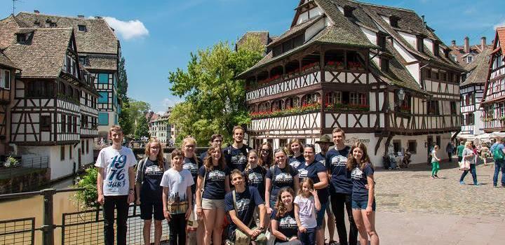 Agłonówka: Strasbourg 2016