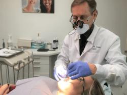 lngmeadow dentist dr. mark evans