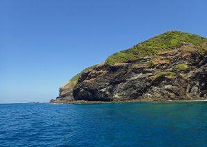 慶良間諸島 黒島