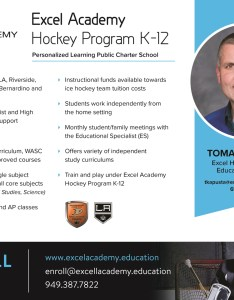Excel academy california rubber article also kapusta hockey rh kapustahockey