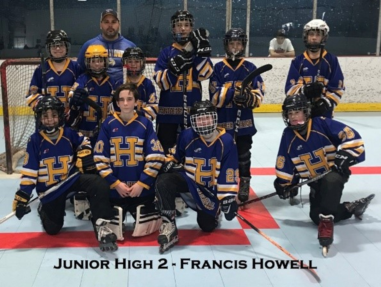 Duchesne High School Ice Hockey 2018 Missouri Inline Hockey Association
